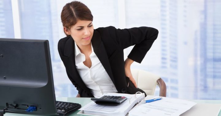 Sitting Disease: Too Much Sitting at Your Office Desk is The New Smoking