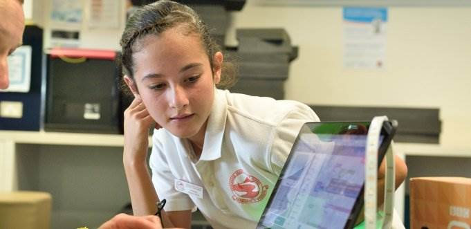 In an increasingly digital world, getting girls into tech is essential