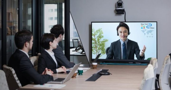 What are the top enterprise-first teleconferencing apps in the market?